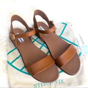 Steve Madden Dina leather sandal